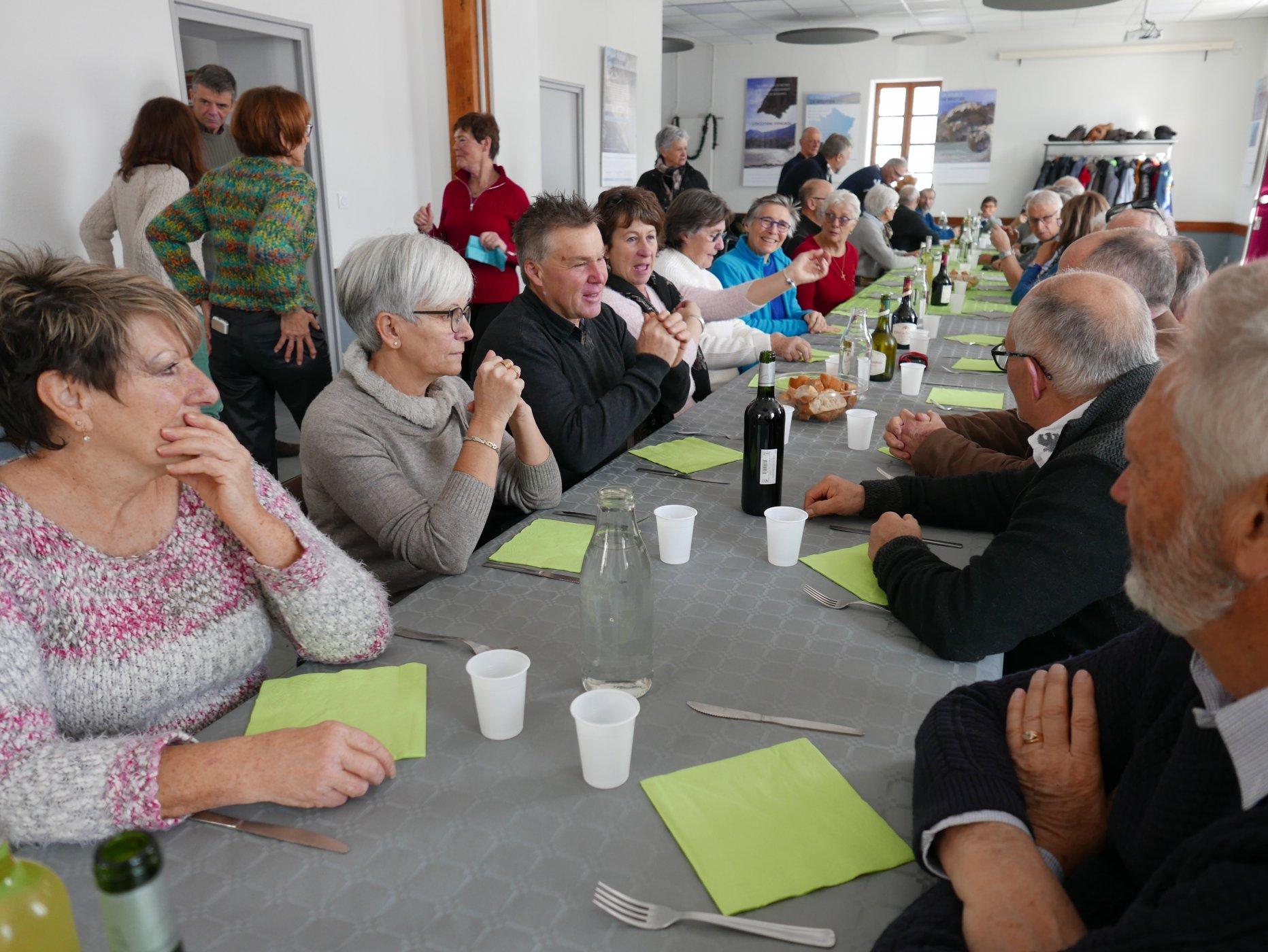 La Saint-Blaise, une fête patronale qui donne l'occasion de se retrouver entre Roteïrolles et habitants du Guillestrois.