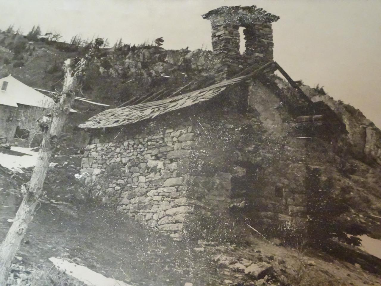 Même la chapelle Saint Roch de Truchet faillit disparaître.