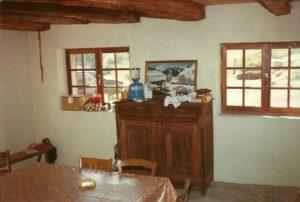 1995 : un séjour clair et agréable à vivre que la rassière Marthe n'a pas connu.(Ph.Escoffier)