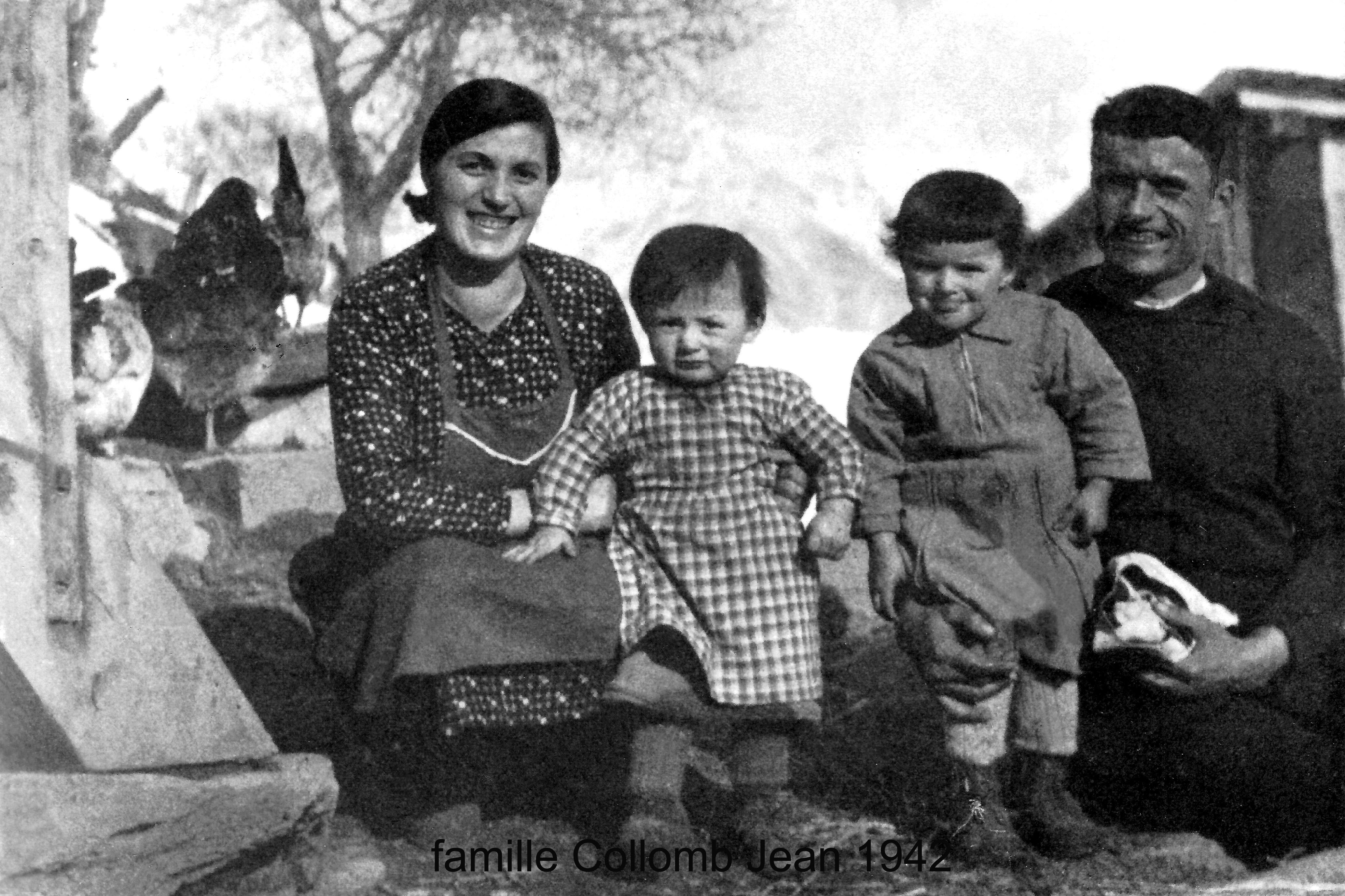 Famille Collomb des Casses.