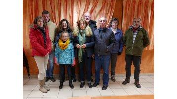 Equipe Grand Serre 18 janvier 2019