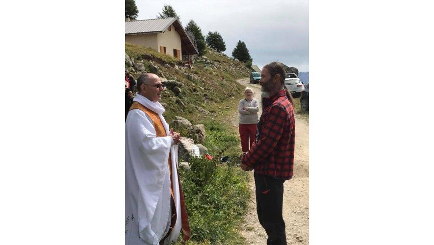 Messe à l'Alp