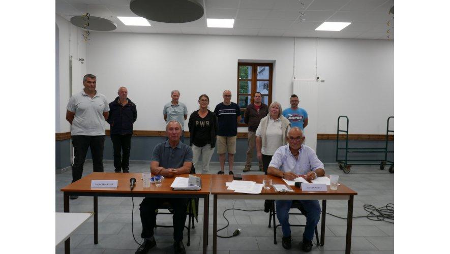 Conseil municipal d'installation - 23 mai 2020