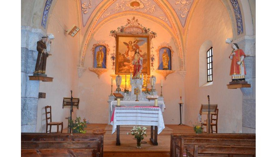 Eglise Saint-Michel de Réotier
