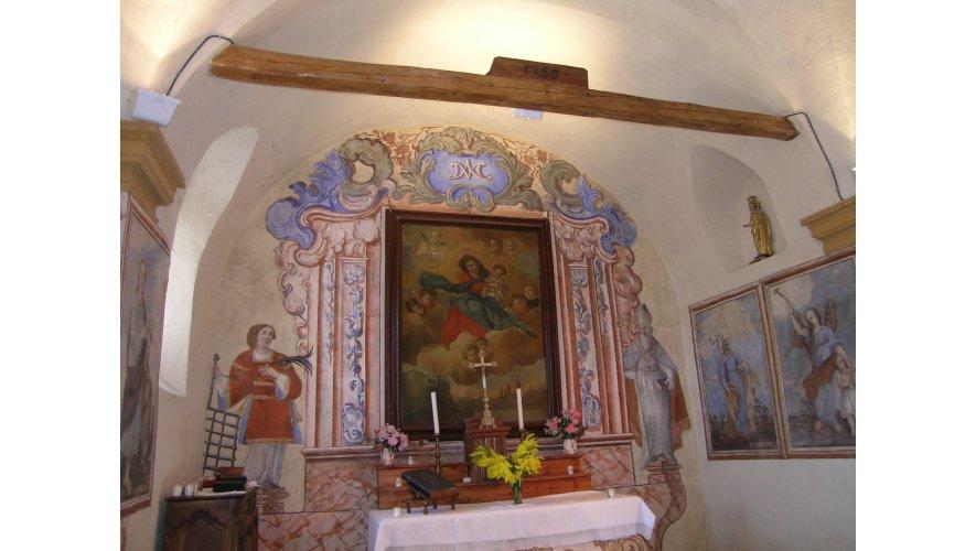 Chapelle Notre Dame des Neiges