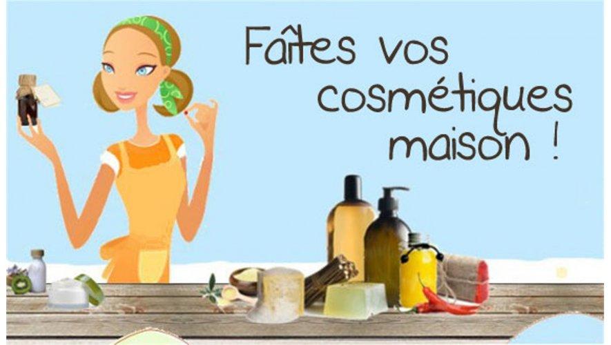 Affiche cosmétique naturelle