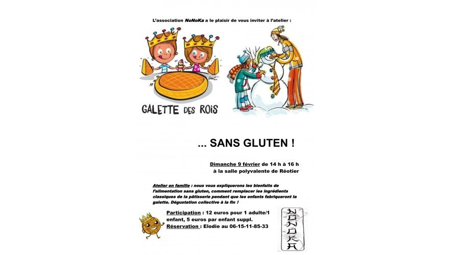Affiche galette Nonoka