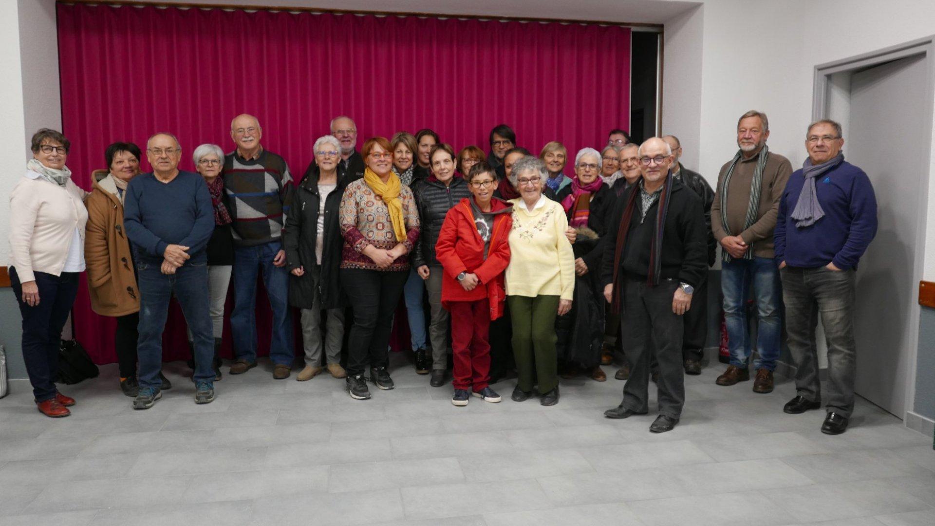Troubadours janvier 2019