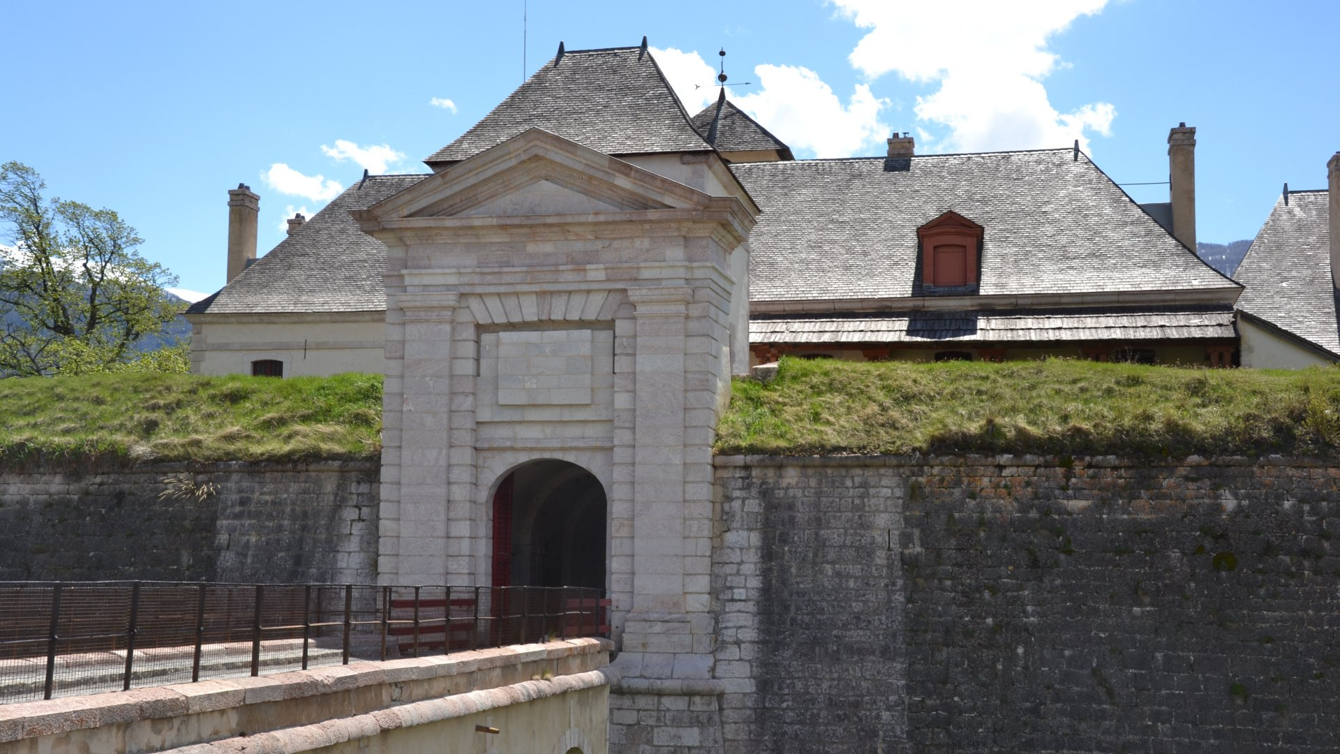 Porte de Briançon