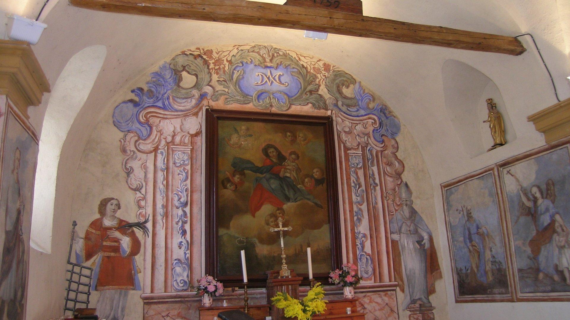 Chapelle des Casses