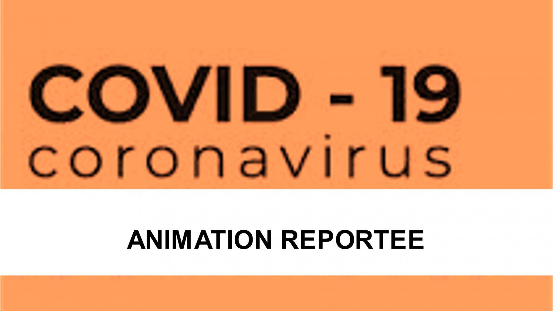 Animation reportée
