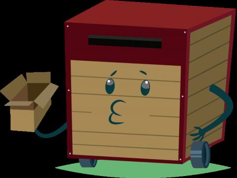 Logo points de collecte
