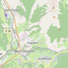 Carte Eygliers